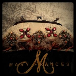 Couture Mary Frances Purse